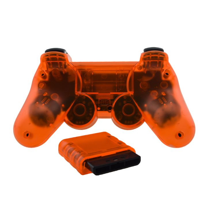 Cheap control crystals, Buy Quality controler mp3 directly from China control notebook Suppliers:             High Quality Transparent Color Bluetooth Wireless Controller For Sony Playstation 2 Gamepad 2.4G Vibra