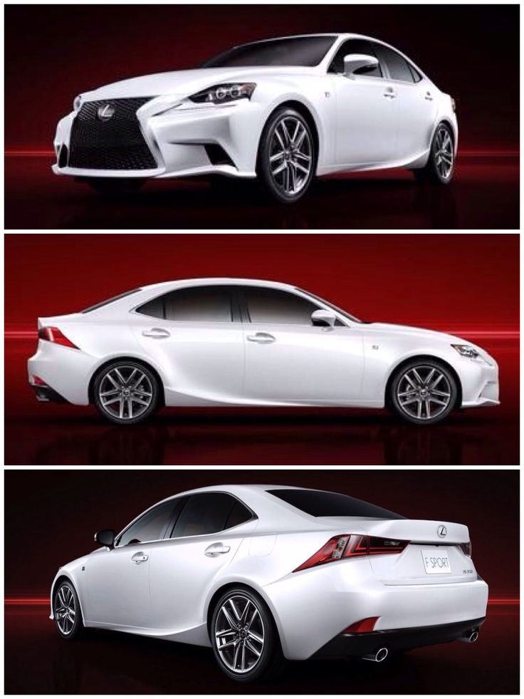 Lexus IS350 F SPORT  One day you will be mine ♥
