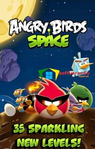 Angry Birds space v1.6.0 For Pc With Serial Key Fu...