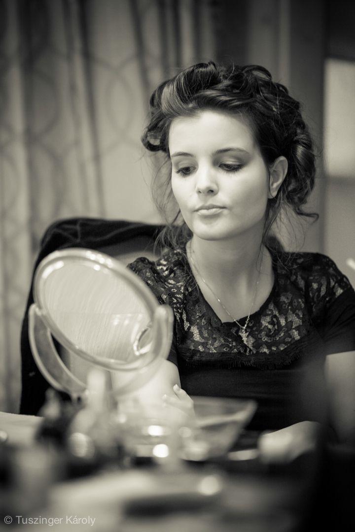 Karoly Tuszinger Photography make-up: Doris