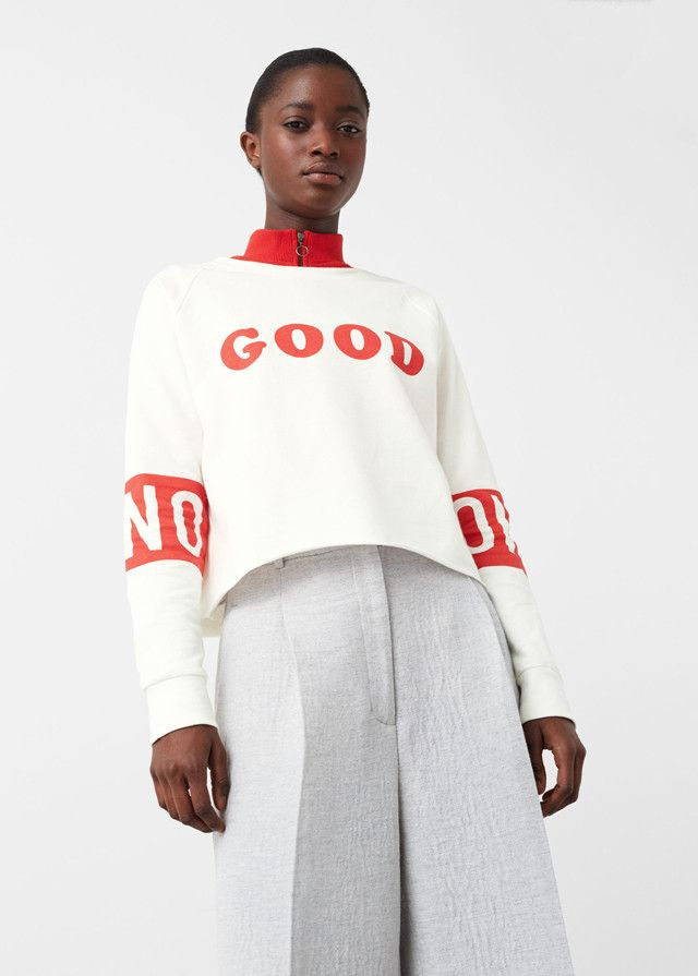9 Slogan Jumpers To Keep You Feeling Warm And Looking Cool | Fashion | The Debrief