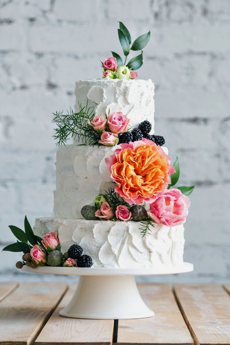 Wedding cakes new design in the marketplace today consider them