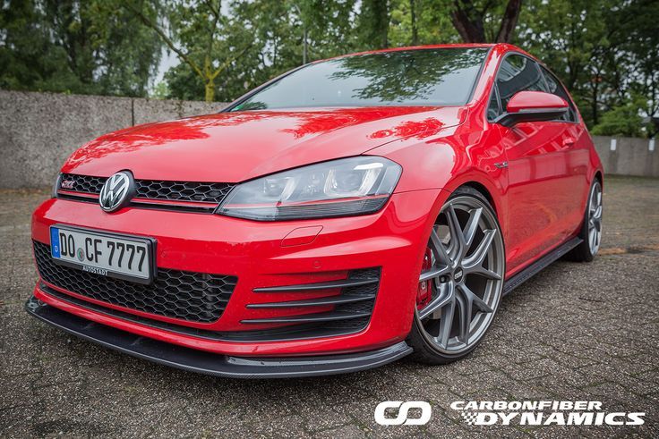 vw golf 7 gti race spec and r400 style by boca design vw tuning mag pinterest golf style. Black Bedroom Furniture Sets. Home Design Ideas