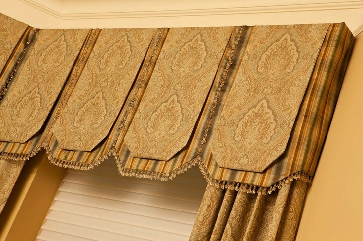 260 Best Curtains Box Pleated Amp Tailored Valances Images