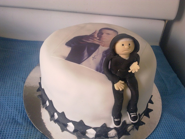 eminem cake! I love it