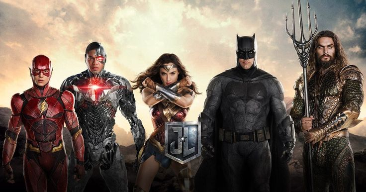 The Justice League rocked the world with its first full-length trailer last month, and they're [...]