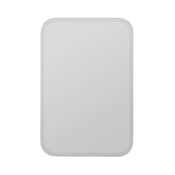 Cooper Classics Bryant Bathroom Mirror ($178) ❤ liked on Polyvore featuring home, home decor, mirrors, beveled wall mirror, beveled mirror, frameless mirror, frameless beveled mirror and frameless wall mirror