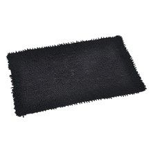 D&CO Tapis chenille - noir