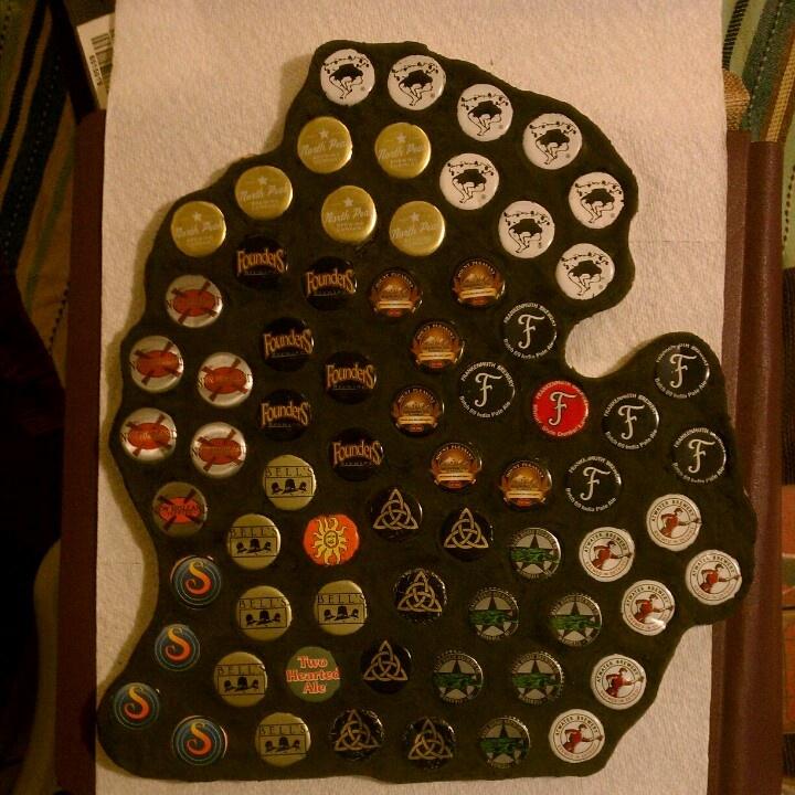 Michigan beer board 79 best Beer Art