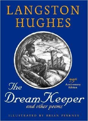 """One of the most important American poets and the leading figure of the Harlem Renaissance, Langston Hughes belongs in very readers' collection.  His poems are accessible for readers of all ages and backgrounds.  In addition to the title poem,this collection includes some of Hughes' best-known works, such as """"The Weary Blues"""" and""""Reasons Why.""""  Accompanied by the illustrations of Caldecott honoree Brian Pinkney."""