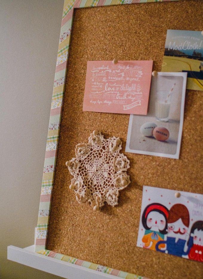 Best 25 Framed Cork Boards Ideas On Pinterest Diy Cork