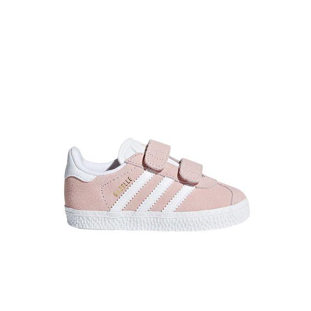 cruzar Consejo entusiasta  adidas - Zapatillas de bebé niña Adidas en rosa con velcro | Zapatillas de  bebe, Zapatillas casual, Zapatos para bebe niña
