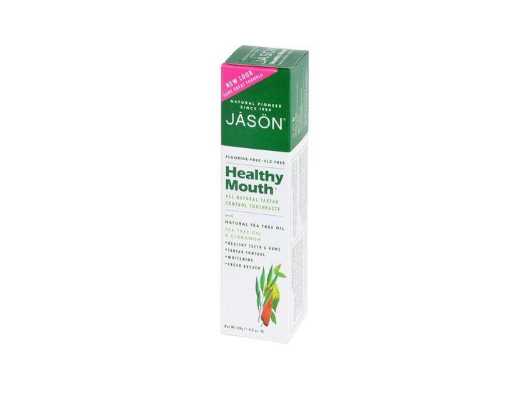 Jásön zubní pasta Healthy Mouth