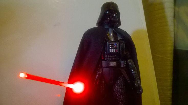 Darth Vader Black Series Custom 04
