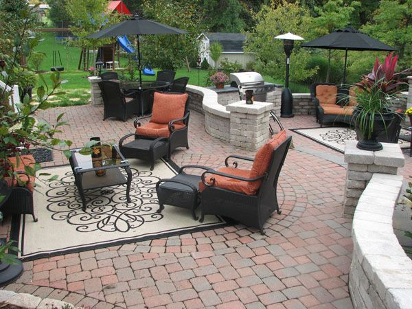 Klein's Lawn & Landscaping | Hardscapes | Patios