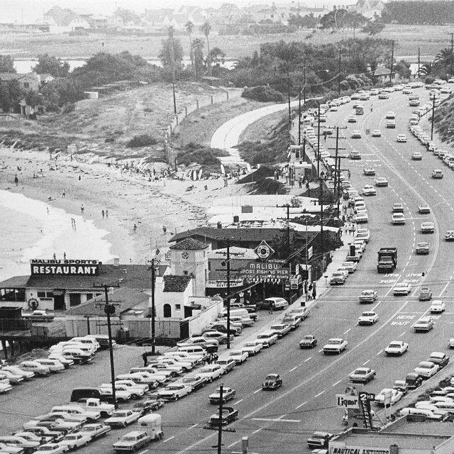 "@keepitcleanmalibu's Photo: ""#tbt To Malibu In The 60s"