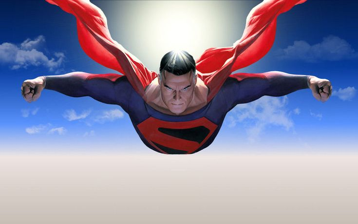 Kingdom Come Superman by Alex Ross by Superman8193