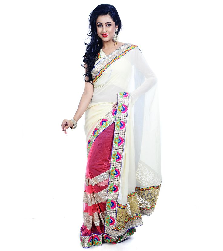 """""""Look bold and beauitiful"""" Great opportunity for the girls and ladies to grab the most authentic and ethnic wears of tradition with a blend of modernism – Saree.  Time to have a combination of tradition with modernism which is brought to you only iplt20fashion.com.  The designers are working hard to provide the latest and most authentic collection of Saree to every buyer. So don't miss the chance to look more beautiful than ever with the classy and trendy sarees from iplt20fashion.com"""