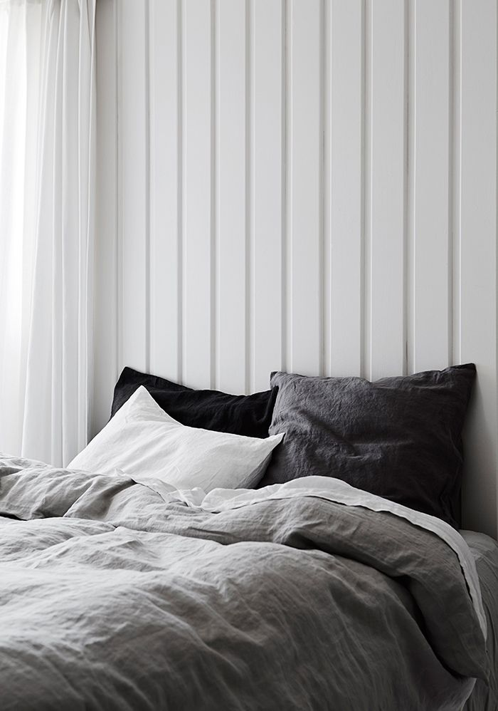 Inspiration for powdered bed linen - FrenchyFancy
