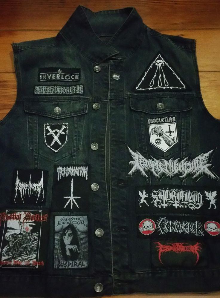 "thement0r: "" A true 'battle' jacket. Mostly war/bestial ..."