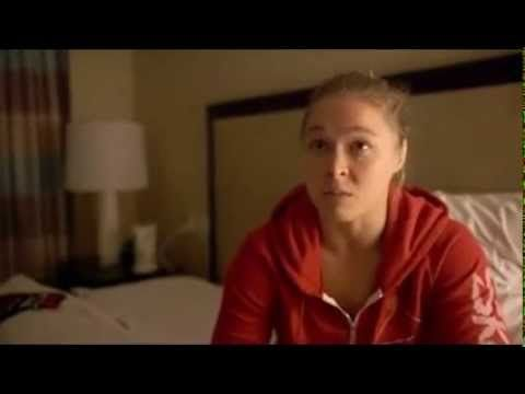 """Thank you for this Ronda! This is why I love you Ronda Rousey on her physique/ """"Do Nothing Bitches"""" - YouTube"""