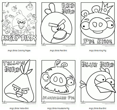 16 best Likes- AngryBirds images on Pinterest Angry birds, DIY and - fresh angry birds go jenga coloring pages