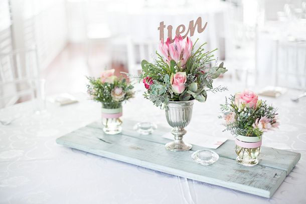 Protea Pink Neethlingshof Estate Wedding by Nadine Aucamp {Larize & Jacques} | SouthBound Bride