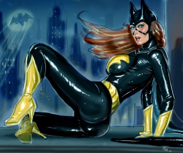 Batgirl Vs Cat Woman Porn In Most Relevant