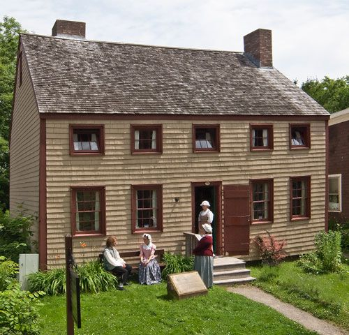 Cossitt House in Sydney Nova Scotia