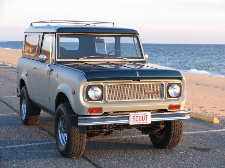 1970 scout