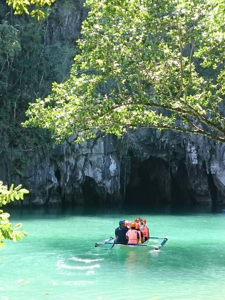 Puerto Princesa Subterranean river, Palawan, Philippines