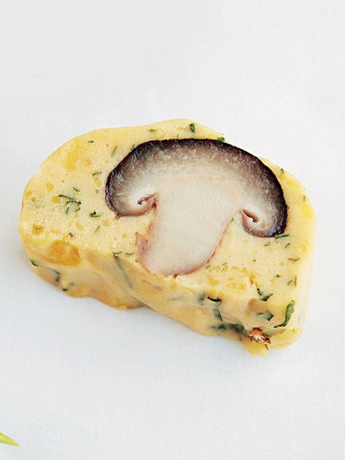 ふわふわのムースみたい 『ELLE a table』はおしゃれで簡単なレシピが満載!