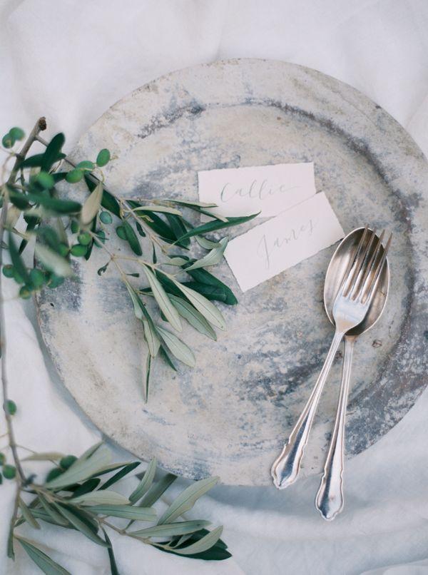 Organic Wedding in Italy