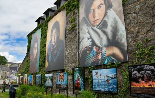 Festival photo La #Gacilly 2014  #photo #photographie #photographer #photography #photographe #OlivierOrtion