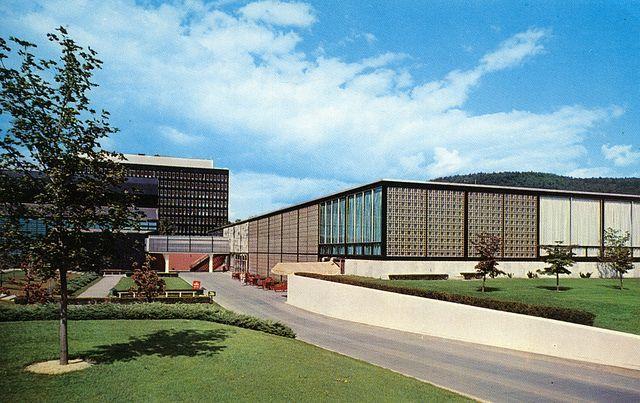 Corning Glass Center, Corning, NY