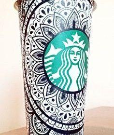 Chai design by Dani Hoyos. #WhiteCupContest