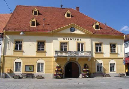 Kapfenberg Austria courthouse