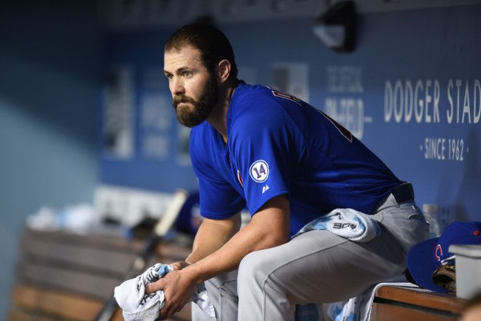 MLB: AUG 30 Cubs at Dodgers - Jake Arietta's No-hitter!
