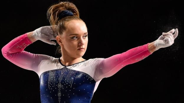 World Gymnastics Championships: Amy Tinkler falls short just seven weeks after surgery  ||  Amy Tinkler finishes 17th in the all around final at the World Gymnastics Championships in Montreal just seven weeks after ankle surgery. http://www.bbc.co.uk/sport/gymnastics/41533711