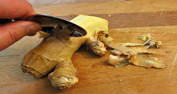 Voici ce qui arrive à votre corps lorsque vous commencez à consommer du gingembre chaque jour ! Les bienfaits du gingembre.