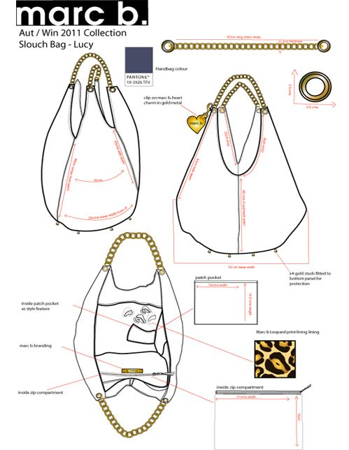 Handbag Designs - erindayedesign