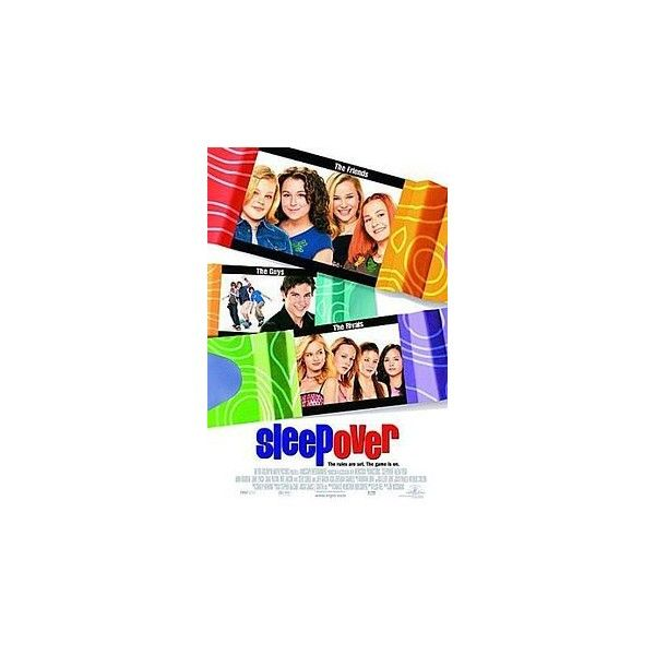 Sleepover (film) ❤ liked on Polyvore featuring movies