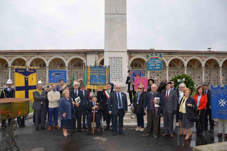 Parma, alla Villetta la commemorazione del 72° anniversario dell'eccidio di Cefalonia e Corfù