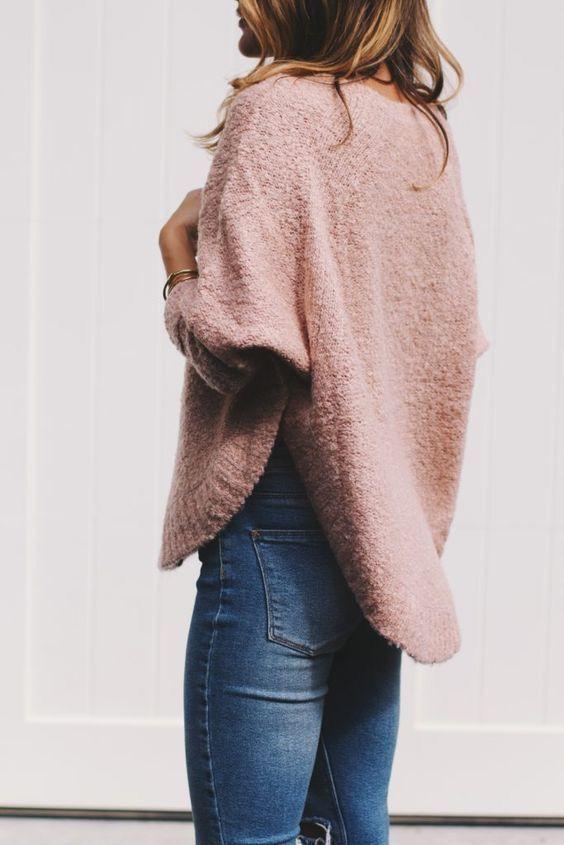 blush top