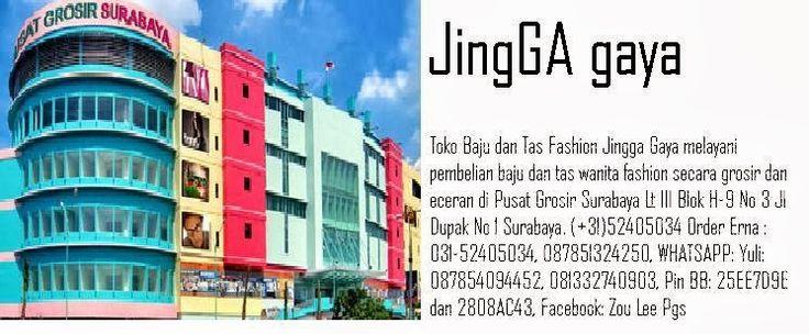 JingGA Gaya (GROSIR ONLINE)