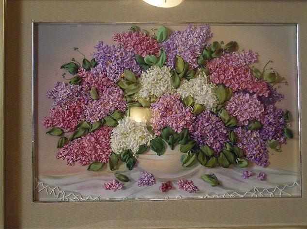 Gallery.ru / Фото #1 - Сирень оформленная. - mika-ok