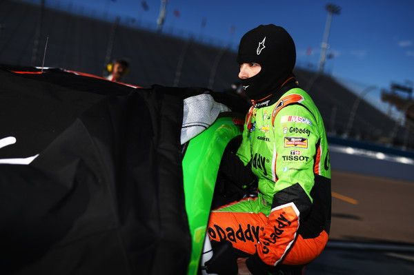 Danica Patrick Photos: Phoenix International Raceway: Day 1