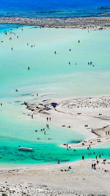 Balos Lagoon Beach in Chania Crete. #chania #greece #travel #travelguide #vacation #holidays #dreamingreece #destination #beaches #greekbeaches #photography #crete #greekislands