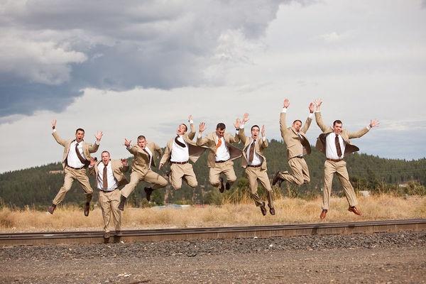 boys will be boys groomsmen weddings
