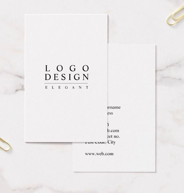 11 Best Printable Business Cards Templates Images On Pinterest